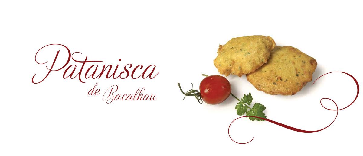 Patanisca de Bacalhau